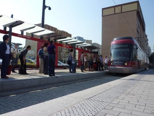 Lyon : un colis suspect retrouvé à une station du RhônExpress
