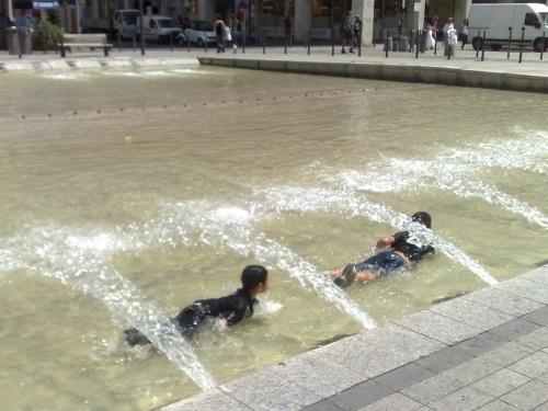 Lyon : dernier jour de canicule ce mardi avant le retour de la chaleur ce week-end