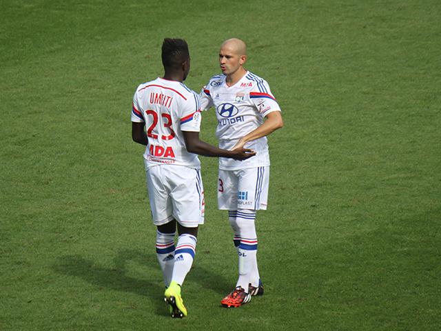 Limoges/OL : Jallet, Umtiti et Kalulu dans le groupe