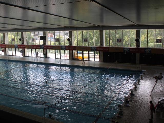 Coronavirus : les piscines couvertes de Lyon également fermées