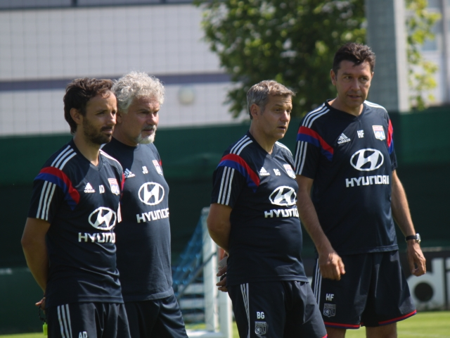 OL : Hubert Fournier prolongé jusqu'en 2017, son staff consolidé