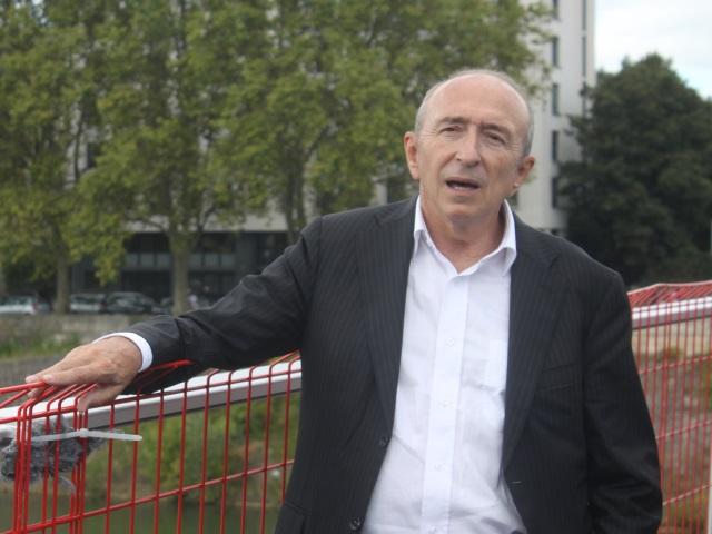 """Congrès du PS : Gérard Collomb s'apprête à dégainer des """"propositions chocs"""""""