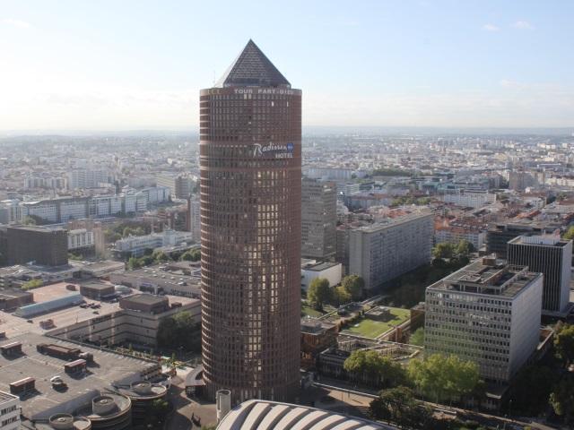 Lyon : le Radisson Blu rouvrira en octobre prochain
