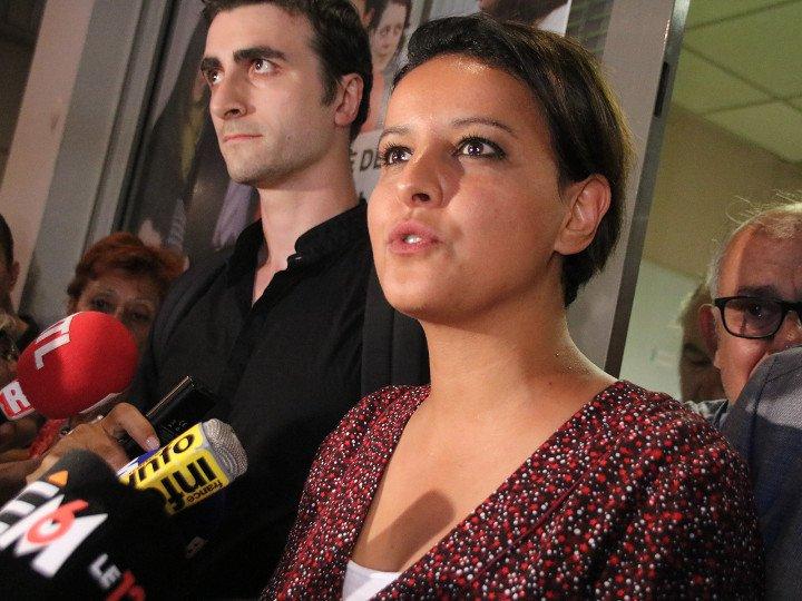 À Villeurbanne, Najat Vallaud-Belkacem battue dans un ancien fief socialiste — Législatives