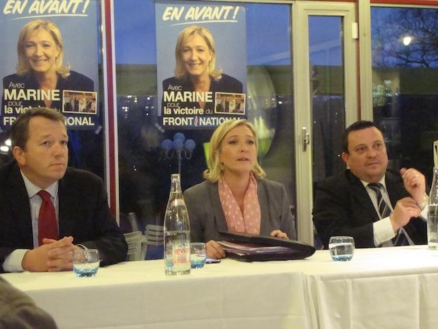 Une enquête ouverte par le parquet de Lyon contre Marine Le Pen