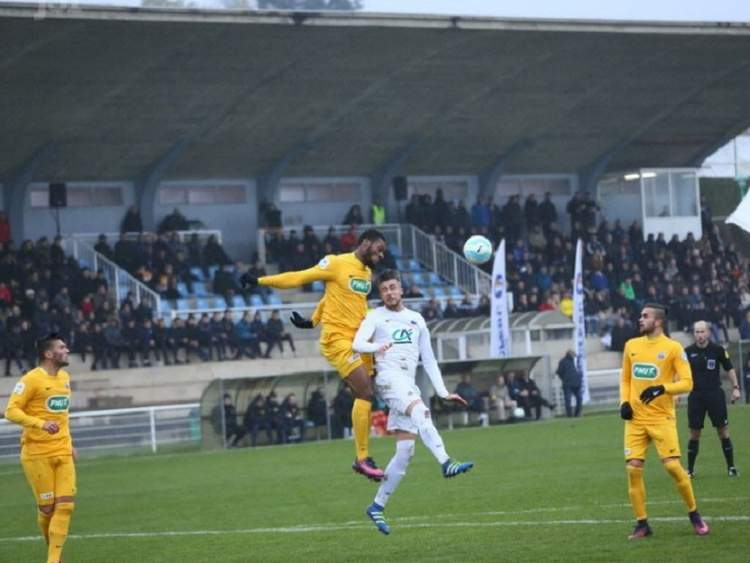 Coupe de France : l'AS Duchère ne tremble pas face à Mâcon (1-3)