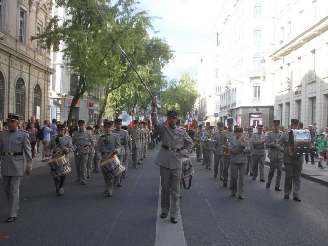Fête Nationale : le programme du défilé militaire ce lundi à Lyon