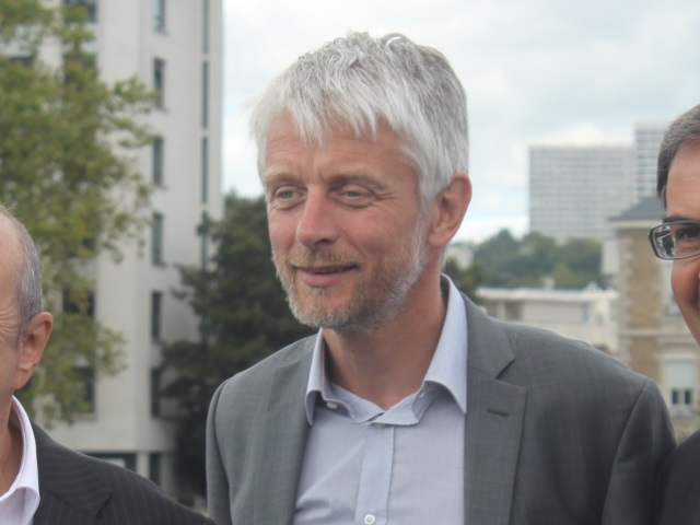 Julien-Laferrière l'américain : le maire du 9e aux Etats-Unis pour un forum sur la ville durable