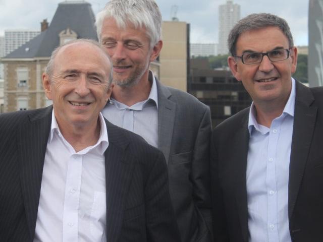 Wauquiez, Kimelfeld, Guilloteau : Gérard Collomb ne distribue que des bons points