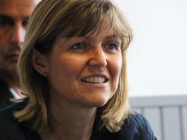 Muriel Coativy, nouvelle patronne du Front National dans le Rhône