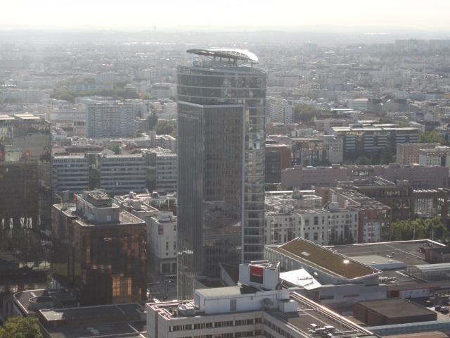 Lyon : la tour Oxygène se transforme en course à la verticale ce dimanche !