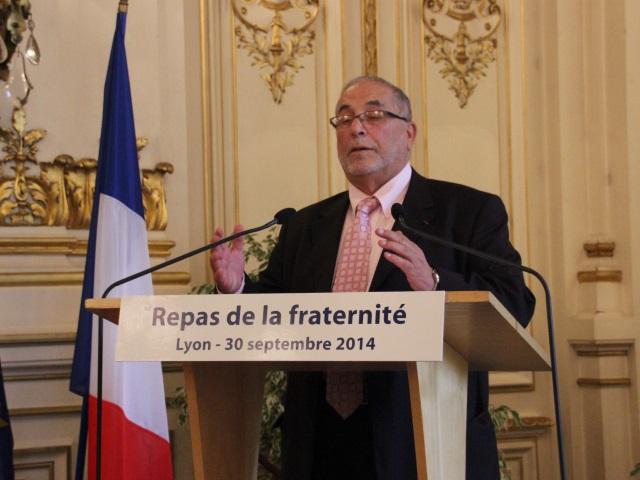 """Le projet de l'IFCM """"n'est plus celui des musulmans, mais celui de tous les Lyonnais"""""""