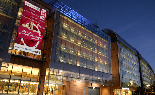 Pr s de 15 000 visiteurs au salon des entrepreneurs de lyon - Salon des entrepreneurs de lyon ...