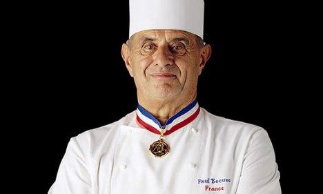 Paul Bocuse reste indétrônable dans le coeur des Français