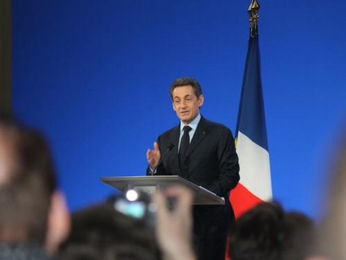 Nicolas Sarkozy prévoit une réunion publique à Lyon avant la fin du mois