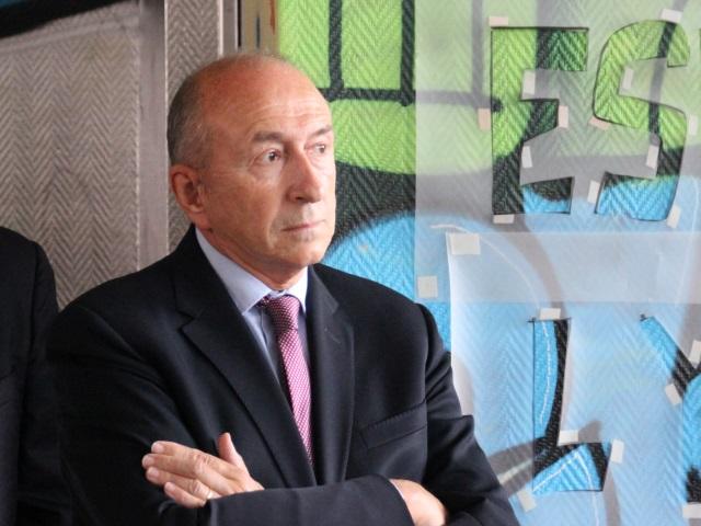 Gérard Collomb félicite le nouveau maire de Londres mais écorche son nom