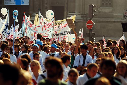 Deux femmes grièvement blessées dans une manifestation à Lyon