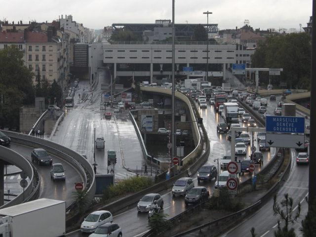 Tunnel de Fourvière : encore 9 jours de travaux nocturne en mars