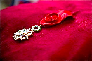 La traditionnelle promotion du 14 juillet de l'ordre de la Légion d'honneur