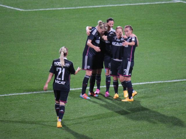 L'OL féminin retrouve le PSG en demi-finale de la Ligue des Champions