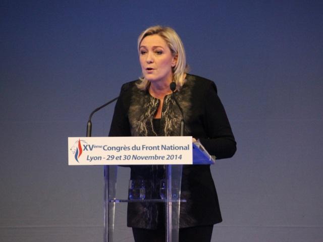 Lyon : Marine Le Pen ou la défaite de l'antiracisme
