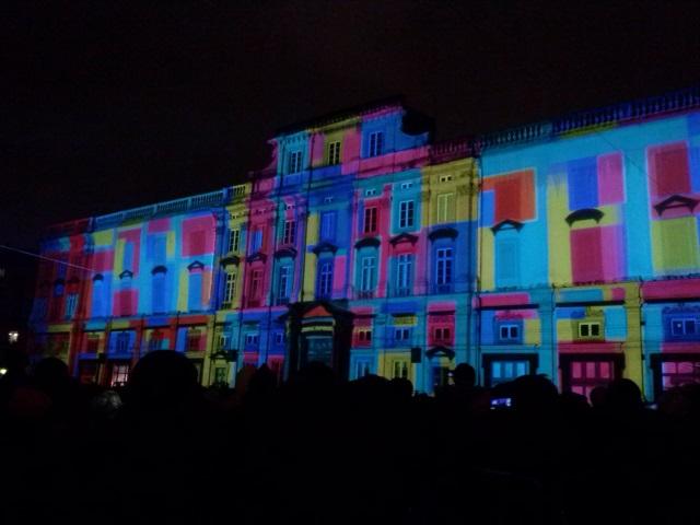 La fête des lumières se déplace à Saint-Gervais