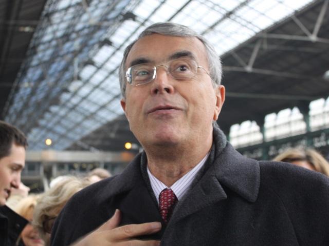 Régionales : Jean-Jack Queyranne a choisi Clermont pour son lancement de campagne