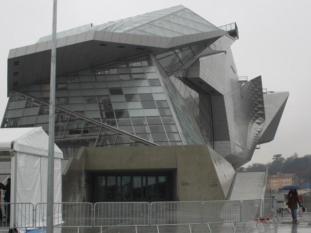 Le Musée des Confluences, 1er du top 10 de l'été du Parisien/Aujourd'hui en France