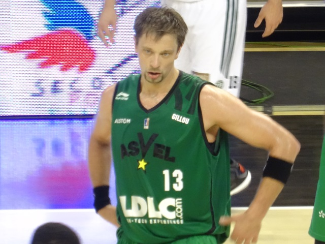 FIBA CUP : l'ASVEL a encore déroulé face à Mons-Hainaut (87-66)