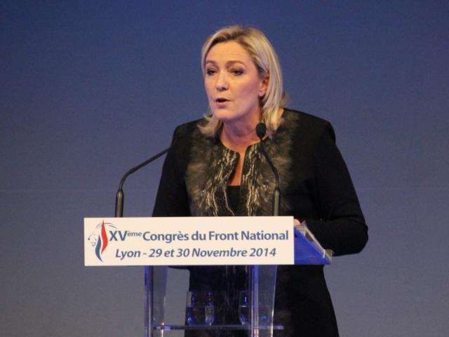 A Lyon, le Front National change de nom