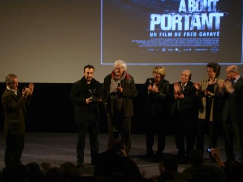 Fred cavayé, lauréat du Prix Jacques Deray 2011 - Photo LyonMag