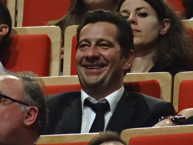 Laurent Gerra et Florence Foresti sur le podium des humoristes préférés des Français