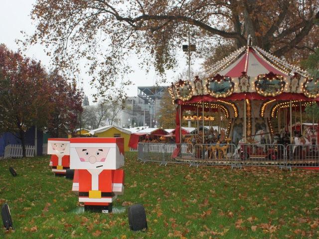 Lyon : coup d'envoi du marché de Noël ce mercredi