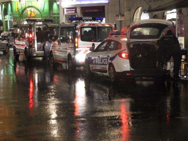 Un Lyonnais arrêté avec plus d'un kilo d'amphétamines