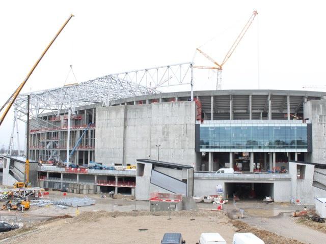 Grand Stade : deux hôtels construits pour l'Euro 2016
