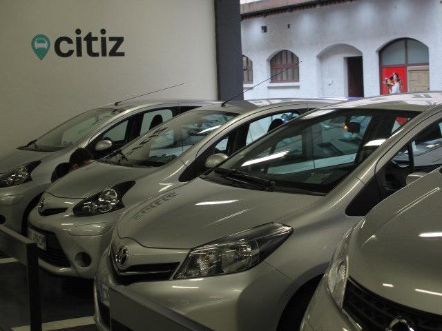 Le service d'autopartage Citiz LPA annonce ses nouveautés pour 2017