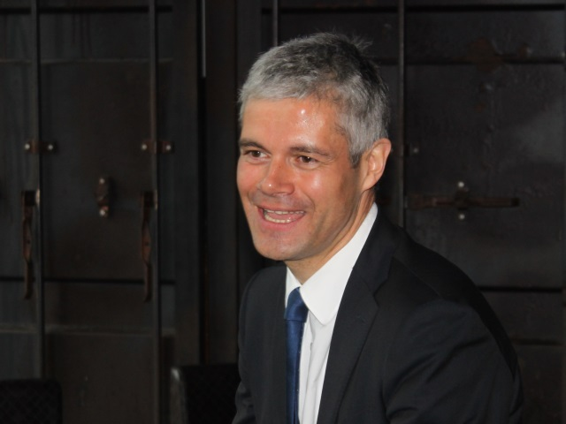Régionales 2015 : Laurent Wauquiez largement en tête dans le Cantal