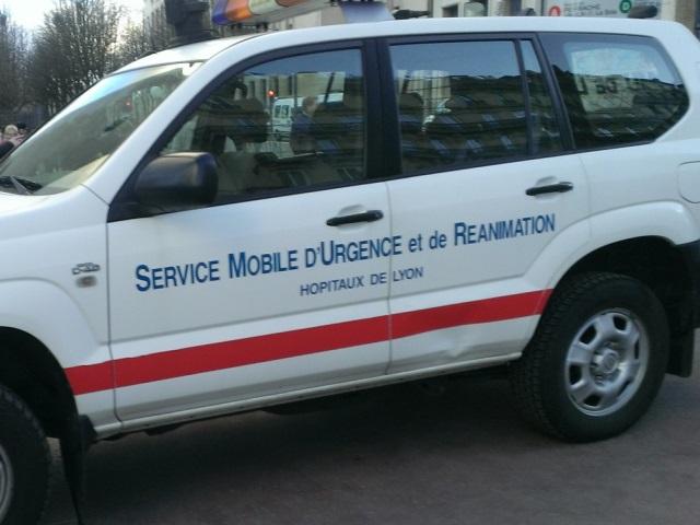 Feyzin : 5 blessés dont 3 graves après un contresens