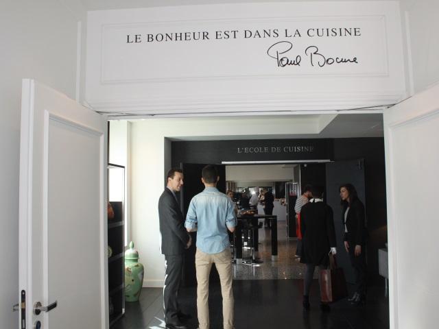 Lyon Linstitut Paul Bocuse Organise Son Concours De Recettes Ce
