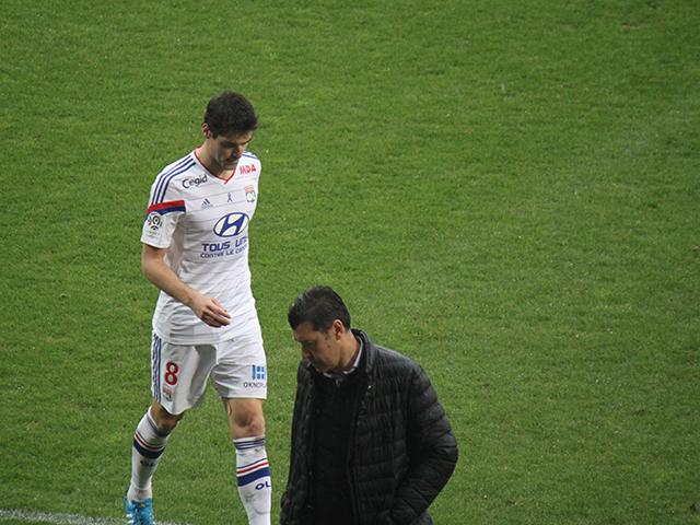 """Exaspération à l'OL : """"J'espère que Gourcuff est blessé"""", lâche Fournier"""