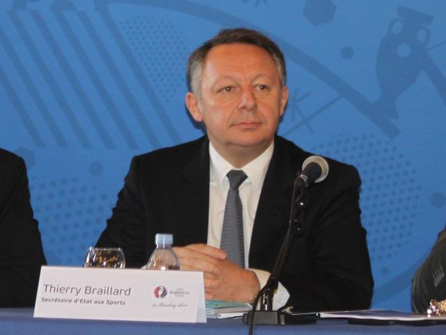 """Thierry Braillard """"ne s'interdit pas"""" la présidence du Parti Radical de Gauche"""