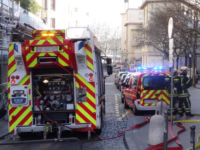 Brignais : le café de la gare détruit par un incendie