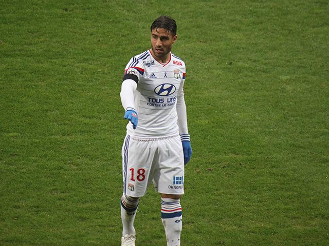 Nabil Fekir a envie de rester à l'OL