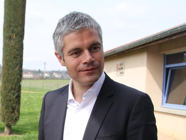 Laurent Wauquiez devient président du Syndicat mixte de transports pour l'aire métropolitaine lyonnaise