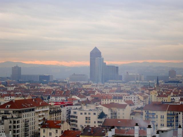 Pas d'amélioration de la qualité de l'air en Rhône-Alpes