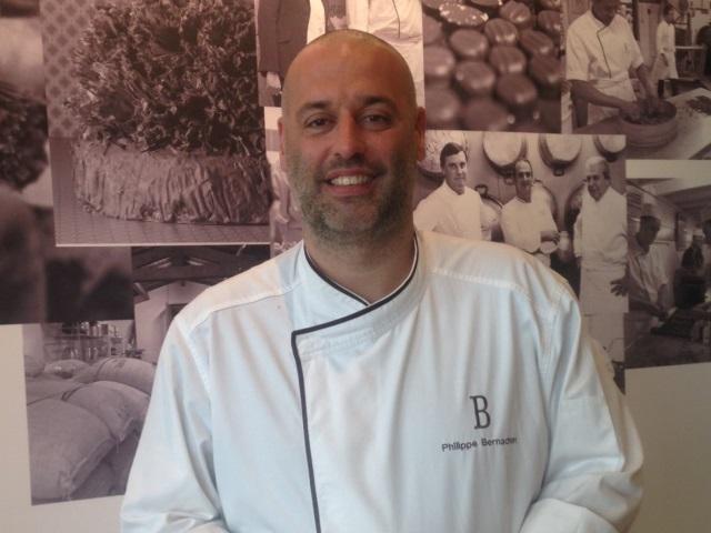 Pour Pâques, Philippe Bernachon va livrer des oeufs en chocolat aux hôpitaux