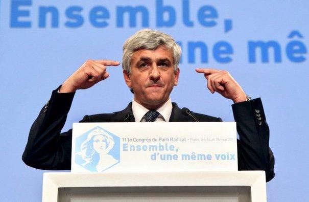 Hervé Morin à Lyon jeudi