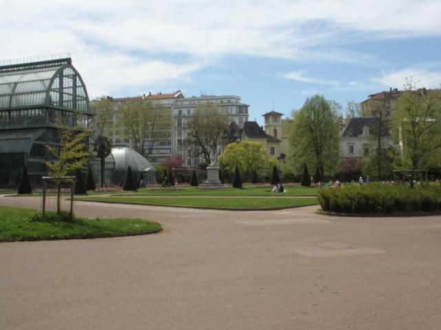 Lyon le parc de la t te d or veut mettre la main sur le for Jardin couvert lyon