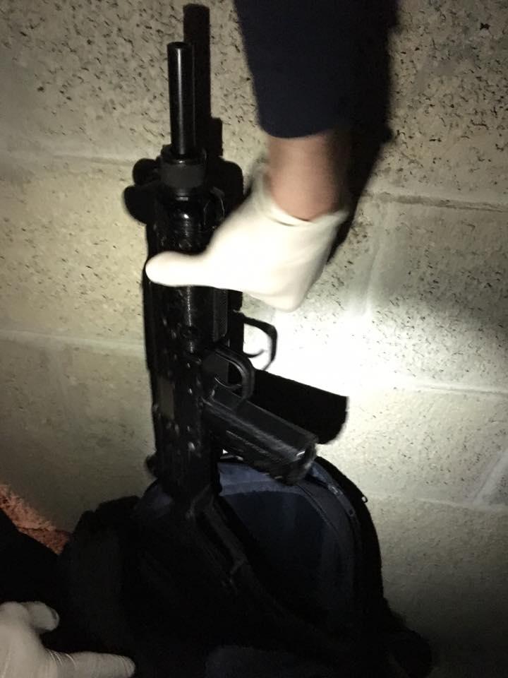Le pistolet-mitrailleur - DR
