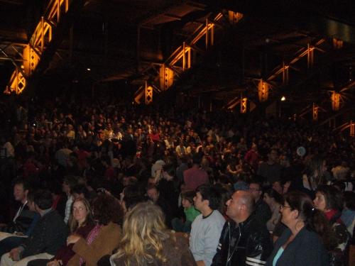 """17 000 fans """"relax"""" à la Halle Tony Garnier"""